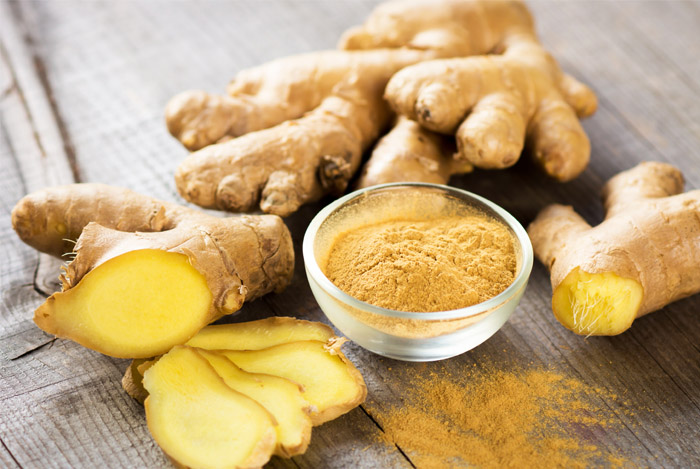 Ginger is excellent for hair loss & thinning edges and women are excited. As more women experience hair loss finding natural ways to alleviate the problem.