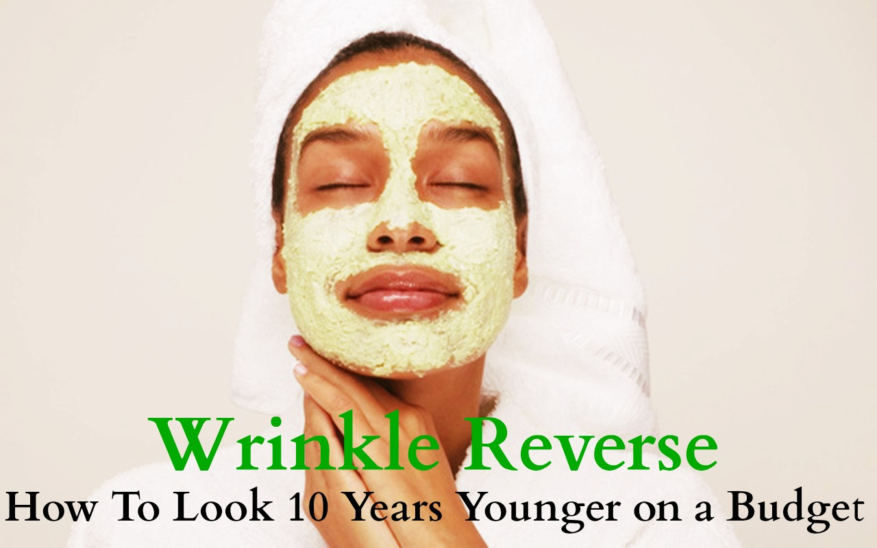 Fighting wrinkles - How To Look 10 Years Younger & Learn everything you need to know about skin, skin care and how to keep your body beautiful