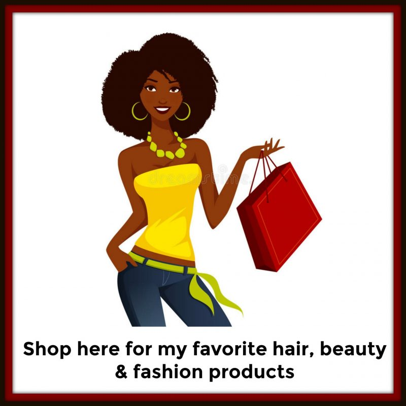 Shop my faves in Beauty, Hair & Fashion