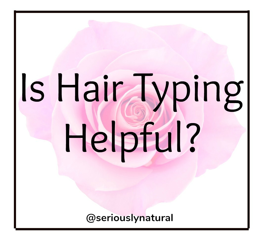 Some say yes, while others say no. We discuss and share why there is a division on hair typing and how this may or may not assist in natural hair.