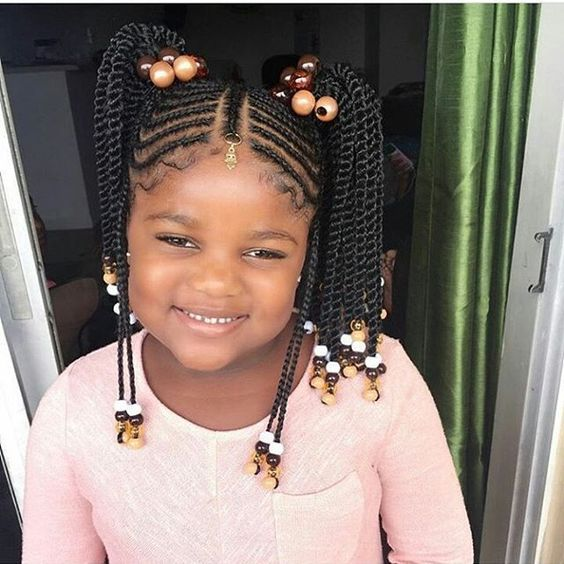 Back To School Hairstyles For Your Little Natural Girl Cutest