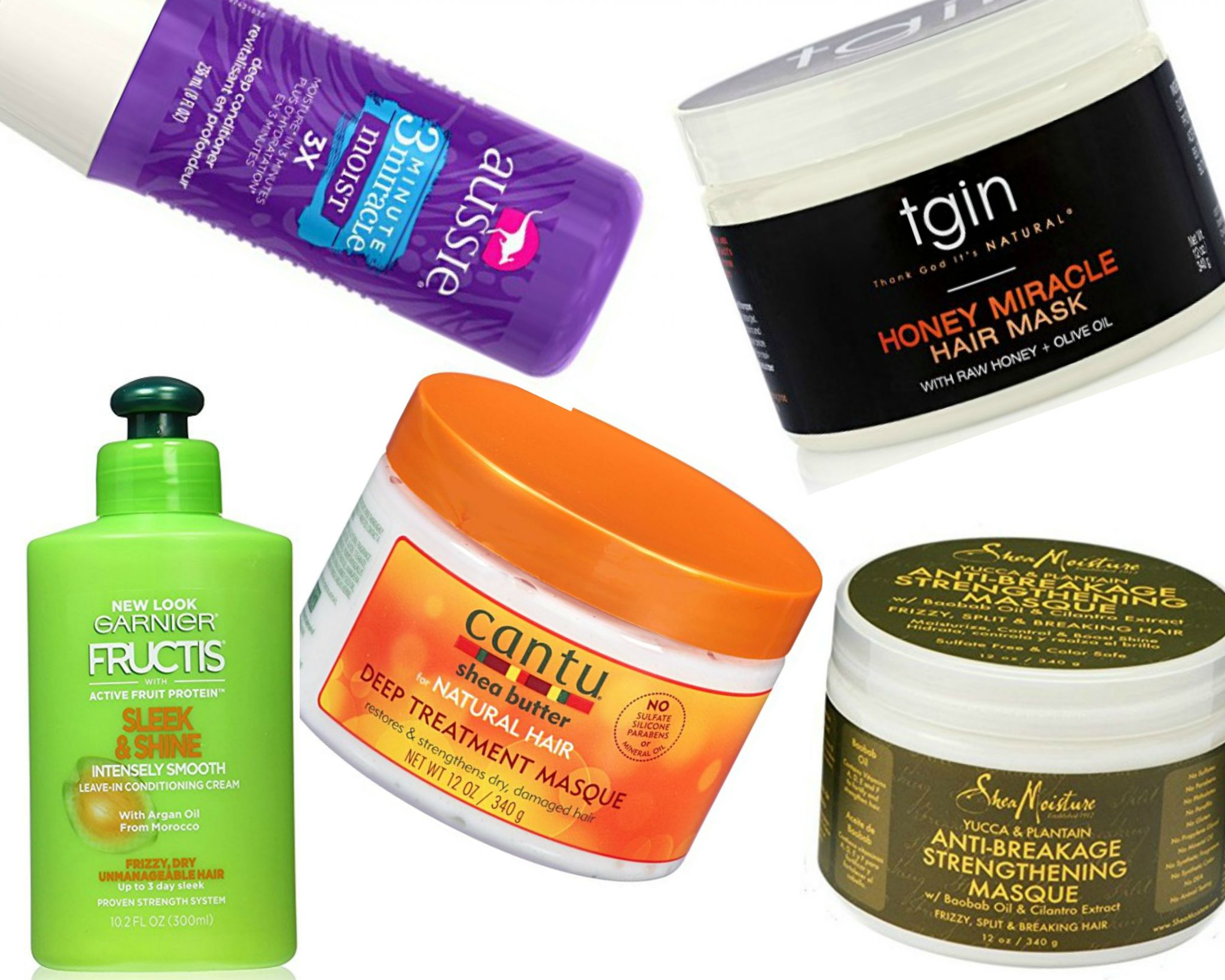 10 Cheap And Popular Deep Conditioners You Need For Natural Hair