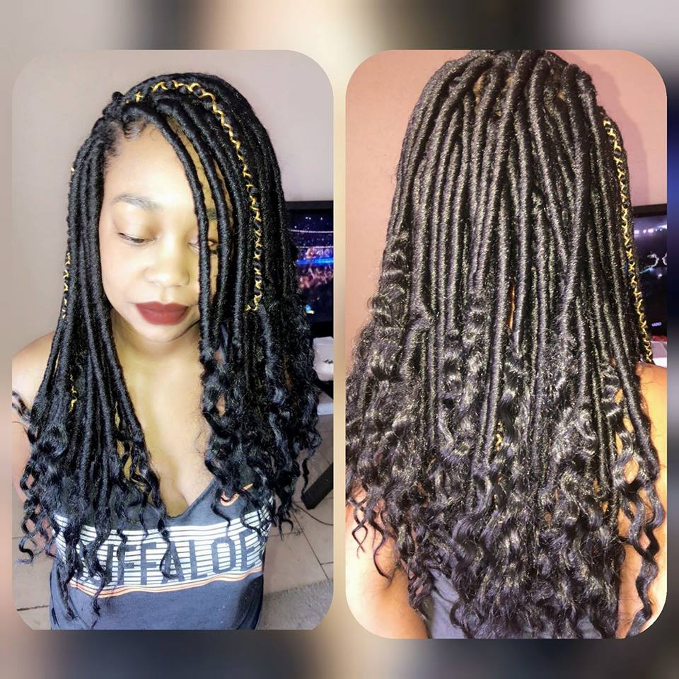 vacation hair, perfect natural hairstyles for fun this summer!